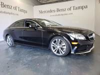 Certified 2016 Mercedes-Benz CLS CLS 400 Coupe in Tampa FL