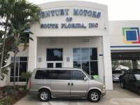 2001 Chevrolet Astro Passenger 3rd Row Bench Leather 8 Passenger Tow Hitch 1 Owner