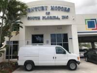 2007 Ford Econoline Cargo Van Commercial Sliding Rear Door Partition Power Windows