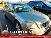 Used 2006 Nissan Altima 3.5 SL in Commerce Township