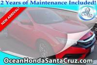 Used 2017 Honda Civic For Sale | Soquel, near Monterey, Salinas, Santa Cruz & Seaside, CA