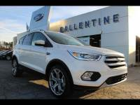2017 Ford Escape Titanium SUV Front-wheel Drive