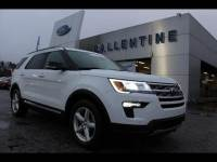 2018 Ford Explorer XLT SUV Front-wheel Drive