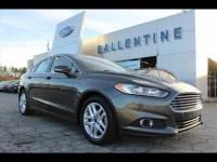 2016 Ford Fusion SE Sedan Front-wheel Drive