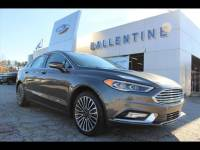 2017 Ford Fusion Sedan Front-wheel Drive
