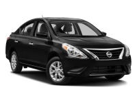 Pre-Owned 2016 Nissan Versa 1.6 S Plus FWD 4D Sedan