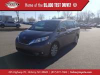 Used 2015 Toyota Sienna 5dr 7-Pass Van XLE AWD