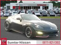 2016 Nissan 370Z NISMO Coupe