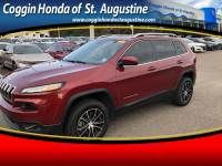 Pre-Owned 2016 Jeep Cherokee Latitude 4x4 SUV in St Augustine FL