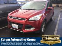 Used 2014 Ford Escape Titanium SUV EcoBoost I4 GTDi DOHC Turbocharged VCT for Sale in Puyallup near Tacoma