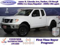 2008 Nissan Frontier 4WD King Cab Man Nismo