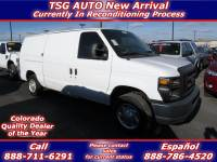 2012 Ford Econoline Cargo Van E-150