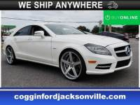 Pre-Owned 2012 Mercedes-Benz CLS-Class CLS 550 Coupe in Jacksonville FL