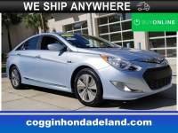 Pre-Owned 2014 Hyundai Sonata Hybrid Limited Sedan in Jacksonville FL
