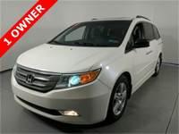 2012 Honda Odyssey Touring Van