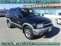 2004 Chevrolet Tracker ZR2 4WD SUV * 152k Miles *