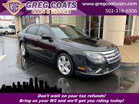 2012 Ford Fusion SPORT AWD