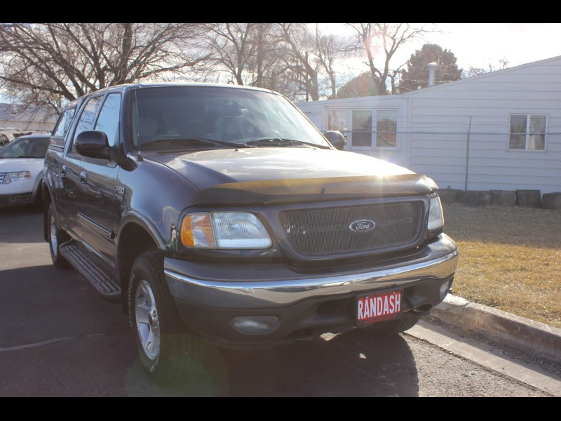 Photo 2003 Ford F-150 King Ranch SuperCrew 4WD