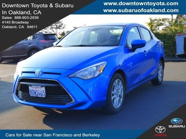Photo 2017 Toyota Yaris iA 4-Door Sedan Front-wheel Drive serving Oakland, CA