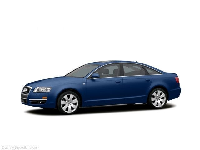 Photo Used 2005 Audi A6 3.2 Sedan for sale in Wilmington NC
