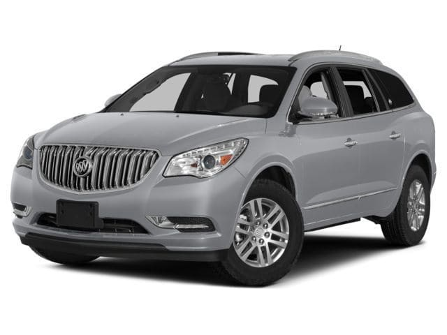 Photo 2015 Used Buick Enclave AWD 4dr Leather For Sale in Moline IL  Serving Quad Cities, Davenport, Rock Island or Bettendorf  S19502A