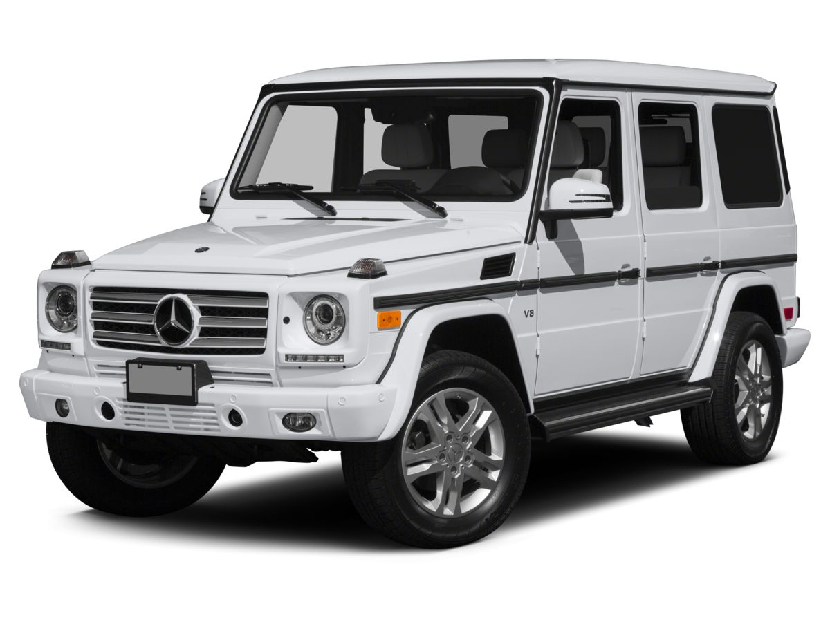 Photo Certified Pre-Owned 2014 Mercedes-Benz G-Class G 550 AWD 4MATIC