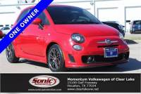Used 2015 FIAT 500 Abarth Abarth 2dr HB Hatchback in Houston