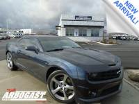 Pre-Owned 2013 Chevrolet Camaro SS RWD 2D Coupe