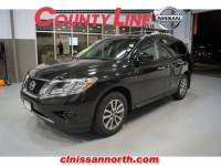 Used 2015 Nissan Pathfinder S SUV for sale in Middlebury CT