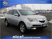2012 Acura MDX MDX with Technology Package SUV in Mankato, Minnesota