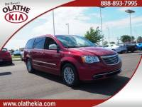 Used 2015 Chrysler Town and Country Touring-L Front-wheel Drive LWB Passenger For Sale in Olathe, KS near Kansas City, MO