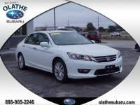 Used 2015 Honda Accord EX-L For Sale in Olathe, KS near Kansas City, MO
