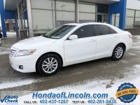 Pre-Owned 2011 Toyota Camry XLE FWD 4D Sedan