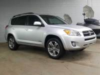 Pre Owned 2010 Toyota RAV4 FWD 4dr 4-cyl 4-Spd AT Sport (Natl)