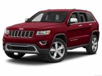 2016 Jeep Grand Cherokee 4WD 4dr Overland SUV