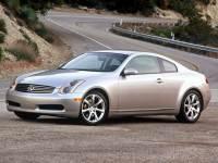 2003 INFINITI G35 w/Leather Coupe - Tustin