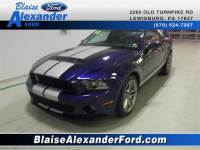 2010 Ford Shelby GT500 Base Coupe V-8 cyl