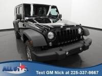 Used 2018 Jeep Wrangler Unlimited JK Rubicon 4x4 SUV