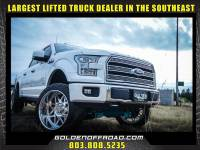 2016 Ford F-150 F150 Limited 2016 BDS Coilover Lift Fox Shocks For