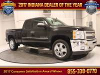 Pre-Owned 2013 Chevrolet Silverado 1500 LT Truck Extended Cab 4x4 Fort Wayne, IN