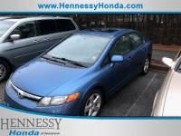 2008 Honda Civic 4dr Auto EX in Woodstock, GA