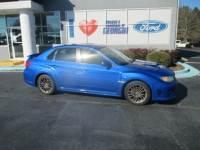 2014 Subaru Impreza WRX Sedan DOHC Intercooled Turbocharged For Sale in Atlanta