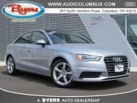 2016 Audi A3 2.0T Sedan For Sale in Columbus