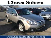 Used 2014 Subaru Outback 2.5i Premium For Sale in Allentown, PA