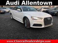 Used 2018 Audi A6 2.0T Premium For Sale in Allentown, PA
