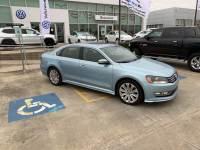 Pre-Owned 2013 Volkswagen Passat TDI SEL Premium Front Wheel Drive Cars