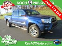 Pre-Owned 2015 Toyota Tacoma Limited 4D Double Cab 4WD