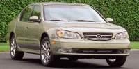 Pre-Owned 2002 INFINITI Luxury I35