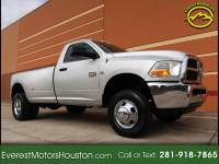 2011 Dodge Ram 3500 ST REGULAR CAB LWB 4X4 DUALLY