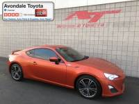 Certified Pre-Owned 2016 Scion FR-S Coupe Rear-wheel Drive in Avondale, AZ